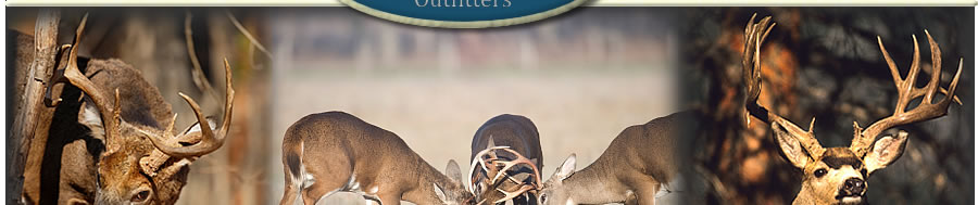 Kansas deer outfitter for trophy whitetail and mule deer in Kansas